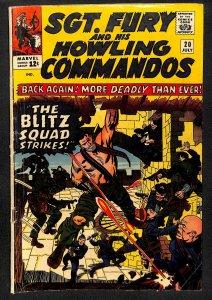 Sgt. Fury #20 (1965)