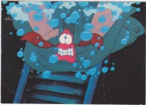 1991 Disney's Little Mermaid Promo Motion Card