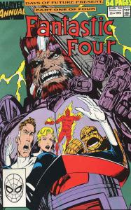 Fantastic Four (Vol. 1) Annual #23 VF/NM; Marvel | save on shipping - details in