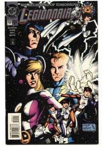 Legionnaires #0-1994 1st appearance of XS JENNI-DC