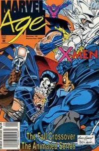Marvel Age #116, VF+ (Stock photo)