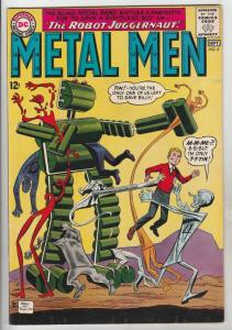 Metal Men #9 (Sep-64) VF/NM+ High-Grade Metal Men (Led, Tina, Tin, Gold, Merc...
