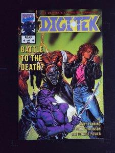 Digitek (UK) #4 (1993)