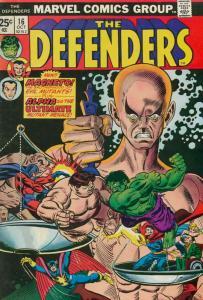 Defenders, The #16 FN; Marvel   save on shipping - details inside
