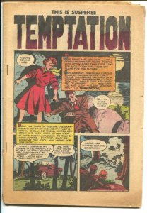 This Is Suspense #26 1955-Charlton-pre code horror-Don Heck-Mark Swayze-P