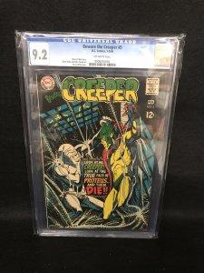 Beware the Creeper #3 (DC, 1969) CGC 9.2