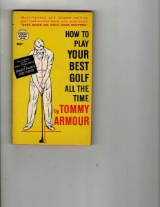 3 Books How to Play Your Best Golf All The Time Dearest Debbie Starsky 1 JK25