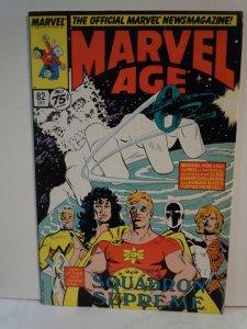 Marvel Age #82