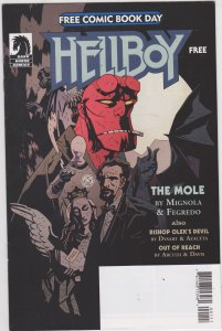 Hellboy Free Comic Book Day 2008