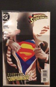 Adventures of Superman #636 (2005)