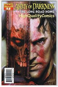 ARMY of DARKNESS : Long Road Home #7, NM, Sejic, 2007, more AOD in store