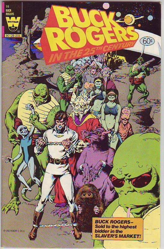 Buck Rogers #16 (May-82) VF High-Grade Buck Rogers