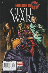 SALE! - HOUSE OF CIVIL WAR #2 -  MARVEL - BAGGED & BOARDED