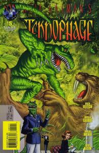 Teknophage (Neil Gaiman's…) #5 VF/NM; Tekno | save on shipping - details inside