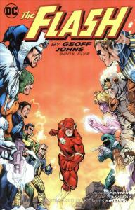 Flash By Geoff Johns, The #5 VF/NM; DC | save on shipping - details inside