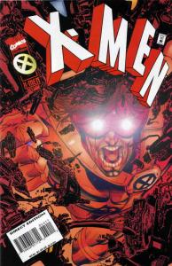 X-Men (2nd Series) #44 VF/NM; Marvel | save on shipping - details inside