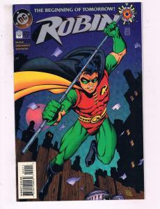 Robin #0 VF DC Comics Comic Book Dixon Batman DE16
