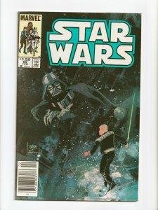 Star Wars #92 Canadian Price Variant Newsstand Marvel Comics 1985 VF+