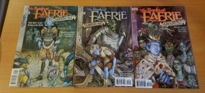 The Books of Faerie : Auberon's Tale 1-3 Complete Set Run! ~ NEAR MINT NM ~ 1998