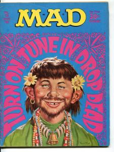 Mad-Magazine-#118-1968-Mingo-Mort Drucker-Don Martin-David Berg-Hippie