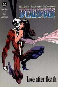 Deadman: Love After Death #2, NM + (Stock photo)
