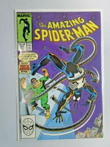 Amazing Spider-Man #297 - Direct - 1st Series - 8.5 - 1988