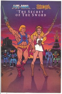 He-Man and She-Ra 1988-Mattel-The Secret of The Sword-VF