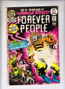 Forever People #6 (Jan-72) NM- High-Grade Big Bear, Beautiful Dreamer, Serifi...