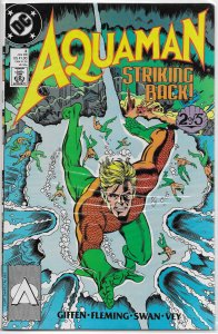 Aquaman   vol. 3   #2 of 5 VF