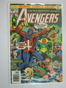 Avengers #152 5.0 VG FN (1976 1st Series)
