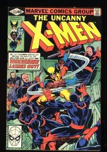 X-Men #133 FN/VF 7.0 Hellfire Club Wolverine! Marvel Comics