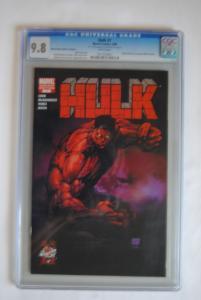 Hulk 1, Wizard World 2008 Con Edition 9.8