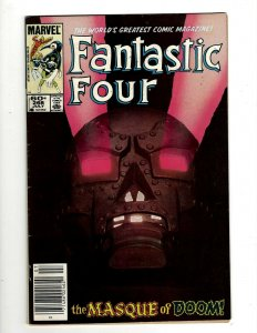 12 Fantastic Four Comics #268 278 279 286 289 294 296 297 299 306 307 308 GB2