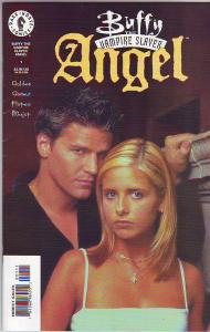 Buffy Angel #1 (Oct-00) VF/NM High-Grade Buffy the Vampire Slayer