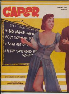 Caper-Betty Bettie Page #4-1/1997-Betty Bettie Page-cheesecake-pulp fiction-VF