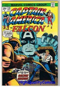 CAPTAIN AMERICA #179, FN+, Golden Archer, Buscema, 1968, more  CA in store