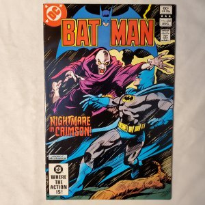 Batman #350  VF-