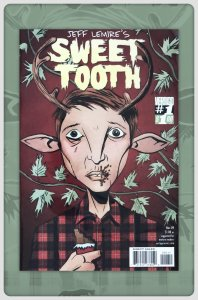 Sweet Tooth #1 (2009) NM