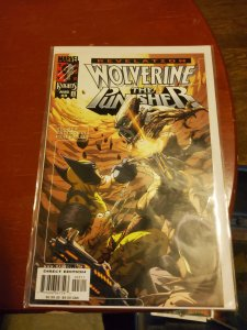 Wolverine/Punisher Revelation #3 (1999)
