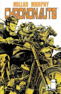 Chrononauts #1D VF/NM; Image | save on shipping - details inside