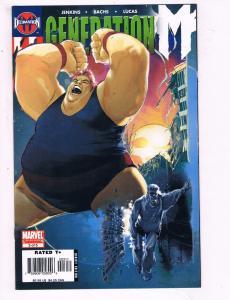 Generation M #3 Of 5 VF Marvel Limited Series Comic Book Jenkins DE10