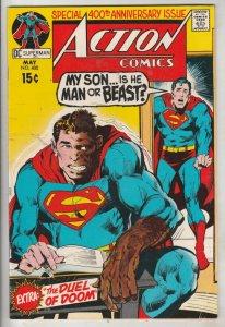Action Comics #400 (May-71) FN/VF Mid-High-Grade Superman