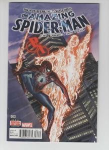 AMAZING SPIDER-MAN (2015 MARVEL) #3