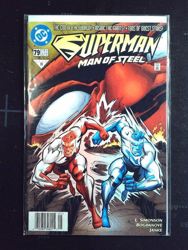 Superman: The Man of Steel #79 (1998)