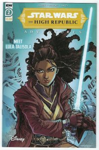 Star Wars The High Republic Adventures # 2 Cover A NM Marvel