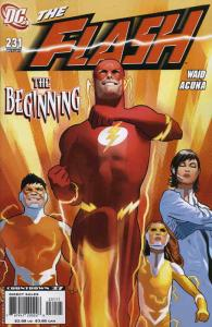 Flash (2nd Series) #231 VF/NM; DC | save on shipping - details inside