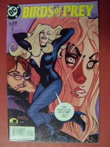 BIRDS OF PREY #66 (VF/NM 9.0 OR BETTER) 1999 SERIES  DC COMICS