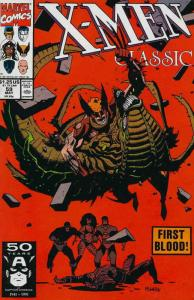 X-Men Classic #59 VF/NM; Marvel | save on shipping - details inside