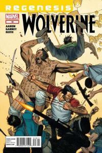 Wolverine (2010 series) #18, NM + (Stock photo)
