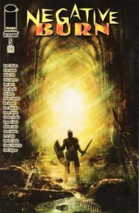 Negative Burn (2006 series) #5, NM (Stock photo)